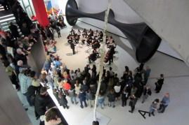 Sisley Xhafa, Again and again, performance, 2000-2012