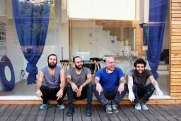 Dario Agrimi, Simone Bubbico, Piero Chiariello e Paolo Migliazza