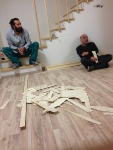 Dario Agrimi e Piero Chiariello