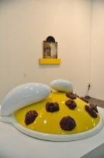 Pat O'Neill - Egg on Floor, 1966 - Galleria Monitor - Roma