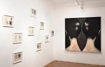 Omar Galliani, Chlorophelia, Fondazione Zucchelli e Galleria L'Ariete - Bologna