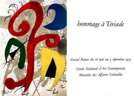 Miró. Le parole multicolori