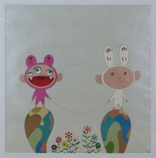Takashi Murakami_ No title (subject KaiKai and KiKi)