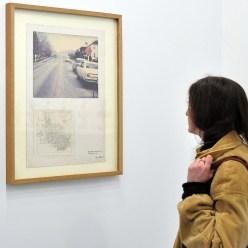Gianni Pettina, Red Line, 1972 ArteFiera 2017