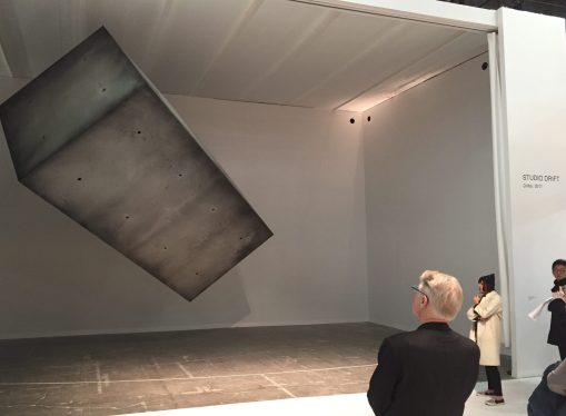 Studio Drift, Drifter, 2017 - Pace Gallery - New York,Londra, Pechino, Menlo Park.Ph Roberto Sala