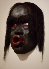 Beau Dick, twenty-two masks from the series Atlakim, 1990-2012