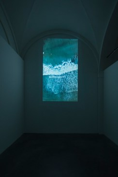 Sarah Ciracì, Like An Ocean With Its Waves..., 2017, video installazione. Foto Roberto Marossi (5)