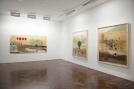 Mirco Baricchi, Derive, 2017, vista della mostra, CAMeC, La Spezia, ph. A. Luporini