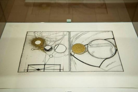 Del filo e del segno, l'opera a quattro mani Unitis Signis foto Natascia Giulivi