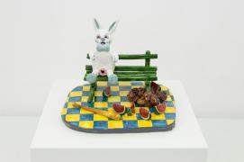 Eva Hide, Traffic Gallery Bergamo, 2017