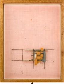 Gaetano Cunsolo, Ruin collection, 2017, 35x45x5cm, mixed maerials 4978