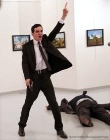 ©Burhan Ozbilici_The Associated Press An Assassination in Turkey