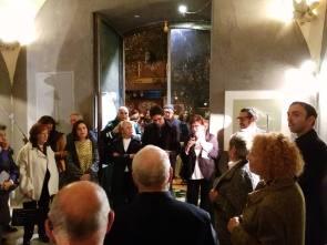 Franca Maranò. Inaugurazione con interventi di Christine Farese Sperken, Pietro Marino, Massimo Torrigiani, Silvio Maselli, Anna Gambatesa