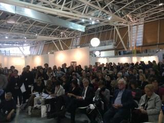 Conferenza Stampa Artissima 2017