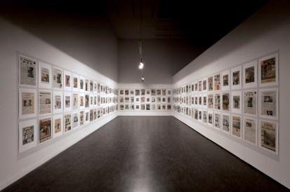 Hans Peter Feldmann, 2011, Fondazione Sandretto - Come Una Falena alla fiamma - OGR e Fondazione Sandretto - Torino 2017