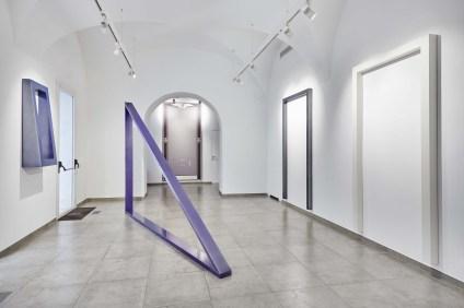 Gianni Piacentino - Galleria Mucciaccia