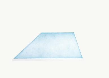 Leila Mirzakhani, Vasca, 113x160cm, matita su carta, 2017