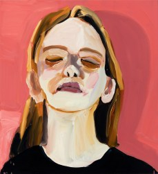 Bologna - Artefiera, Mimmo Scognamiglio,JenniHiltunen_painting_2017_After_Image