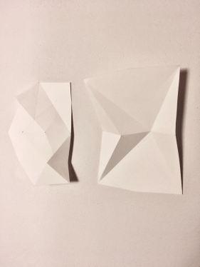 VINCENZO MARSIGLIA - fold star paper