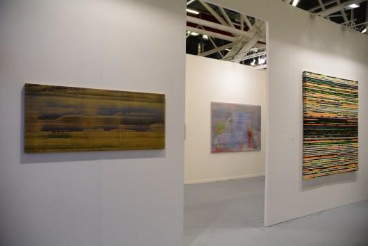 Galleria Nicola Pedana - Caserta - Arte Fiera 2018 - ph Roberto Sala