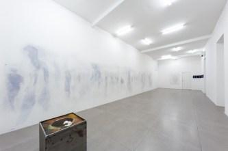 Matteo Montani, Unfolding, Galleria Nicola Pedana, 2017-2018. © Danilo Donzelli Photography copia