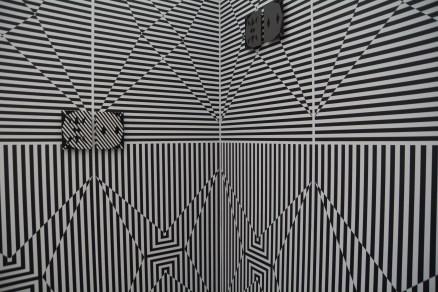 Vincenzo Marsiglia, Optical Room, Summeat Festival Pescara, Aurum 21>24 aprile 2018, Sponsor Metamer, Photo Roberto Sala