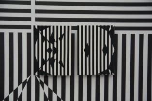 Vincenzo Marsiglia, Optical Room, Summeat Festival Pescara, Aurum 21>24 aprile 2018, Sponsor Metamer, Dittici particolare, Photo Roberto Sala
