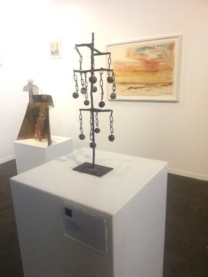 Fausto Melotti, Galleria Repetto, Londra