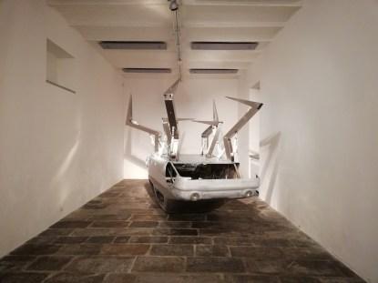 PROJECT ROOM #7   Donato Piccolo, Imprévisible, Fondazione Arnaldo Pomodoro, 2018