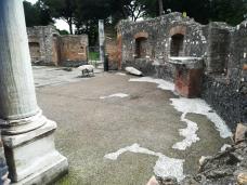 Villa dei Quintili, Ninfeo_ph. Maila Buglioni