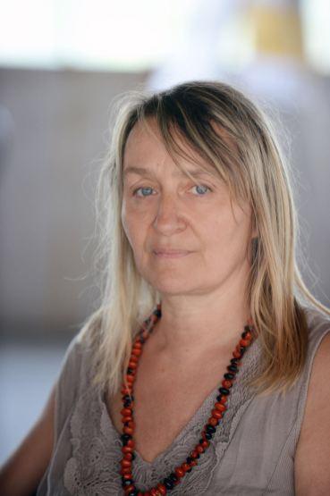 Manuela Gandini. Ph Pierluigi Di Pietro
