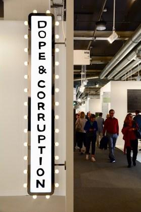 Ragnar Kjartansson, Dope & Corruption, 2017 i8 Gallery