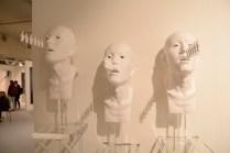 Ichitaka Kamiji - Ku-Ya (green eye) 2018 - Gallery Kogure - Volta 2018
