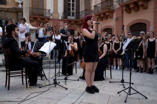 Marinella Senatore, Performance, Photos by Francesco Bellina - Manifesta 12 - Palermo