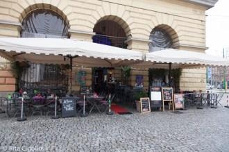 Le Trottoir alla Darsena, Milano