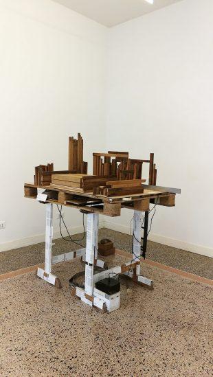 "Micol Assaël, ""On Zone"" - Zoo Zone Art Forum Roma"