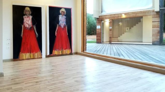 Francesco Fusi, Le gemelle, 2018 - BoCs Art Cosenza