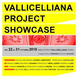 LOGO Vallicelliana Project Showcase