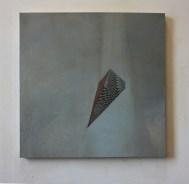 Suspension, oil on canvas, 60 x 60 cm, 2018