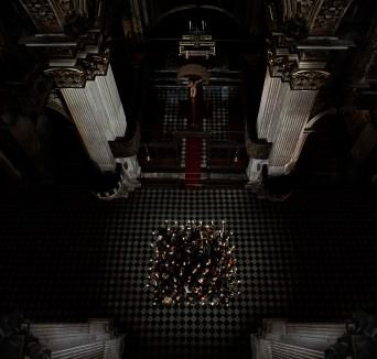 Filippo Berta, Allumettes, 2013, Performance, HD Video 5' 47, Foto Diaesec