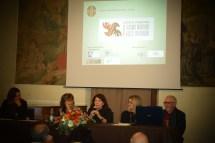 Alessandra Sileoni, Daniela Muratti, Mariastella Margozzi, Claudia Casali, Flaminio Gualdoni