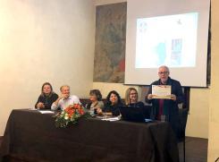 Alessandra Sileoni, Massimo Luccioli, Daniela Muratti, Mariastella Margozzi, Claudia Casali, Flaminio Gualdoni