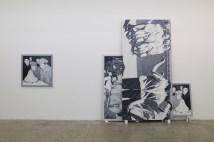 Gabriele Di Matteo, China Made in Italy Composition #2, 2009–2018, olio su tela, installazione dimensioni variabili, photo credits MAC Lissone