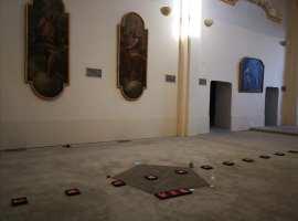 Luigi Auriemma. Corpus Carsico, Capri, Certosa di San Giacomo 2018-2019
