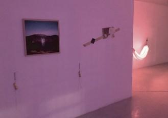 Romano Serafini, 24-24 Ephiphania, 2018, panoramica iniziale della mostra, Centro Arte Contemporanea Trebisonda.