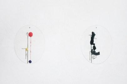 David Casini, Nirvana, CAR DRDE, Bologna. Veduta della mostra