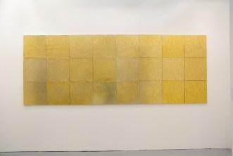 Elizabeth Sherfigg, Senza titolo, 2014. Nuova Galleria Morone.