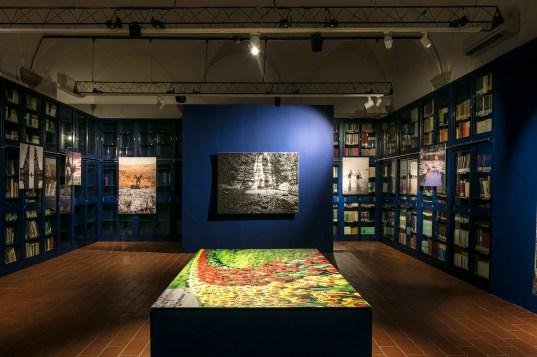 T-ESSERE, Stefano Arienti, exhibition view 2