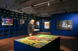 T-ESSERE, Stefano Arienti, exhibition view