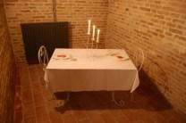 Simone Millo, MangiAvorare, 2014, installazione
